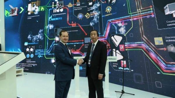 Китайские учёные помогут Москве в части энергосбережения