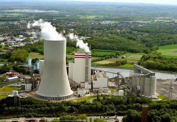 Энергетика Германии